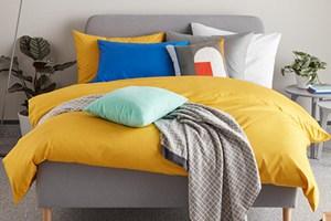 Student Essentials: House Cotton Rich Bedding - Various Colours