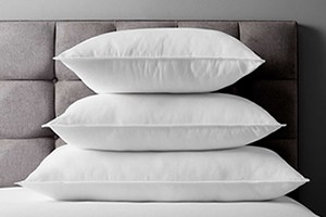 Student Essentials: Synthetic Soft Touch Washable Pillow