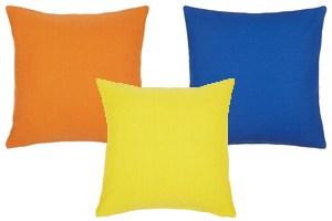 Student Essentials: Plain Dye Cushions