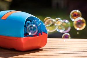 QTX Mini Party Bubble Machine
